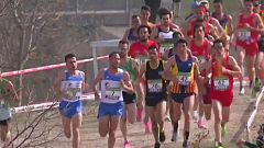 Cross - Campeonato de España. Carrera Absoluta y Sub-23 Masculina