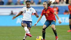 Fútbol - Torneo amistoso Femenino 'Shebelieves CUP 2020': Estados Unidos - España