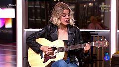"""OT 2020 - Nerea canta """"No mires atrás"""" en El chat 8 de Operación Triunfo"""