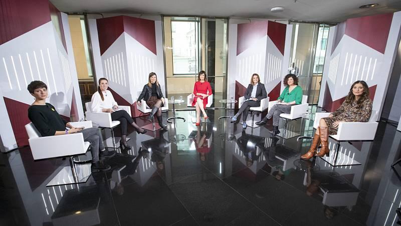 Parlamento - El Debate - Mujer y Política - 7/02/2020