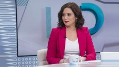 Los desayunos de TVE - Isabel Díaz Ayuso, presidenta de la Comunidad de Madrid