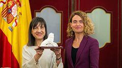 Parlamento - El Reportaje - Anabel Díez, premio Josefina Carabias de periodismo parlamentario - 07/02/2020