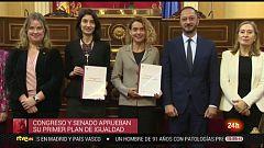Parlamento - El foco parlamentario - Plan de Igualdad de Congreso y Senado - 07/03/2020