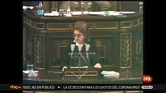 Parlamento - El foco parlamentario - Historia de las mujeres en las Cortes - 07/03/2020