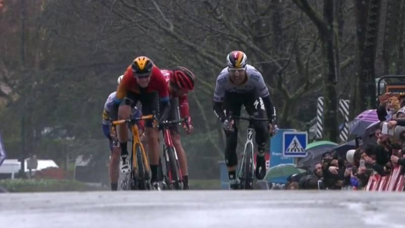 Ciclismo - París-Niza 1ª etapa. Resumen - ver ahora