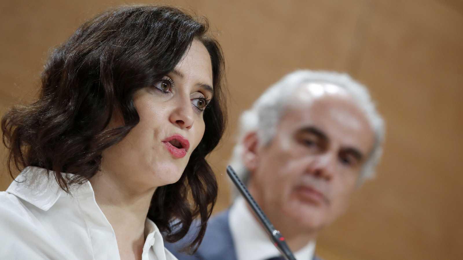 Madrid toma medidas de urgencia para frenar la expansión del coronavirus