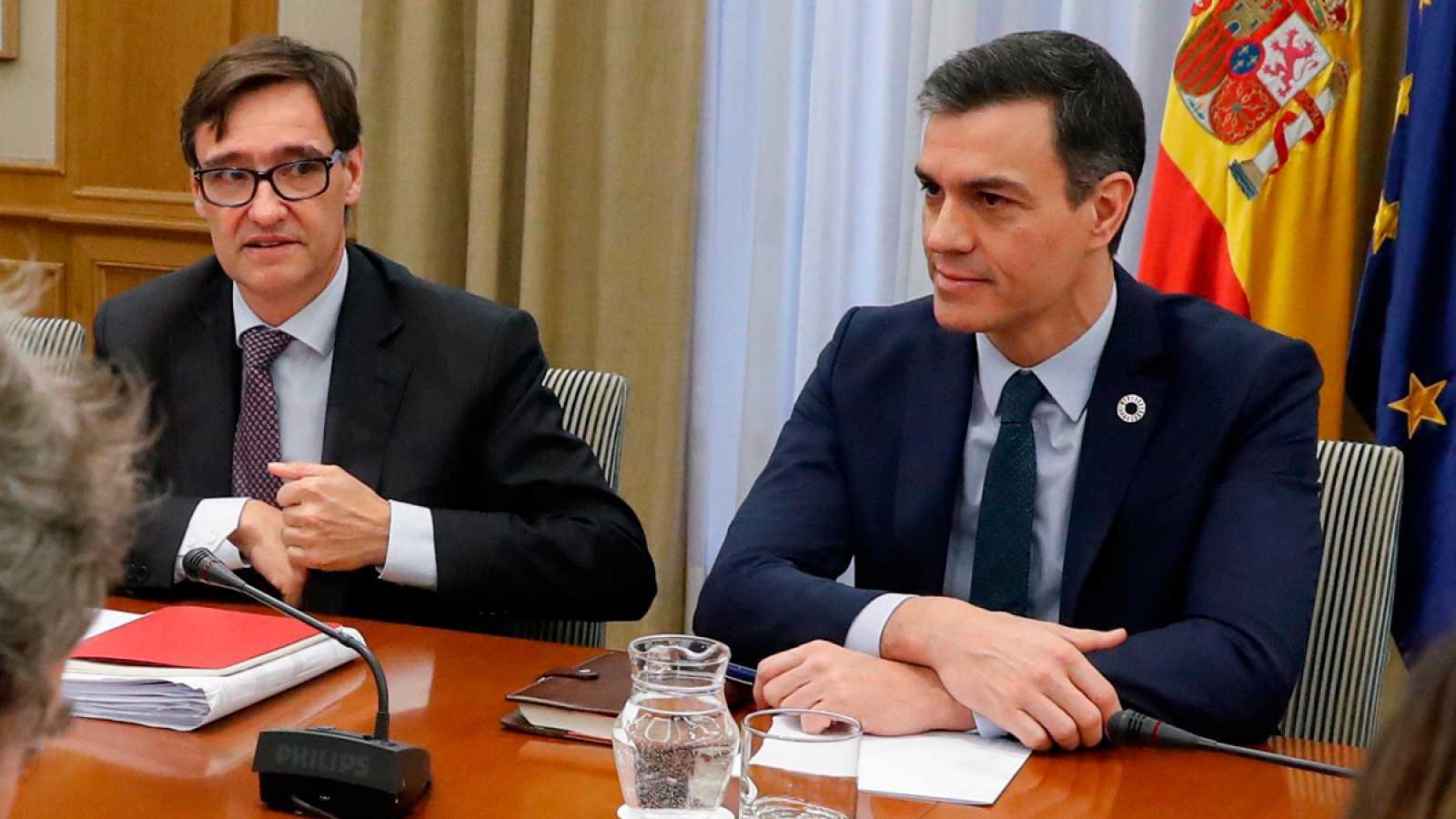 Sánchez anuncia un plan de choque contra el coronavirus y pide unidad