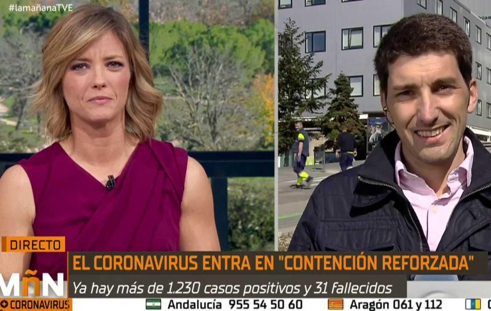 """La Mañana - Oriol Mitja: """"Vamos tarde con las medidas de prevención"""""""