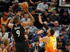 Los Raptors siguen imparables y los Bucks vuelven a caer sin Antetokounmpo
