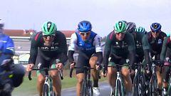 Ciclismo - París-Niza 2ª etapa. Resumen