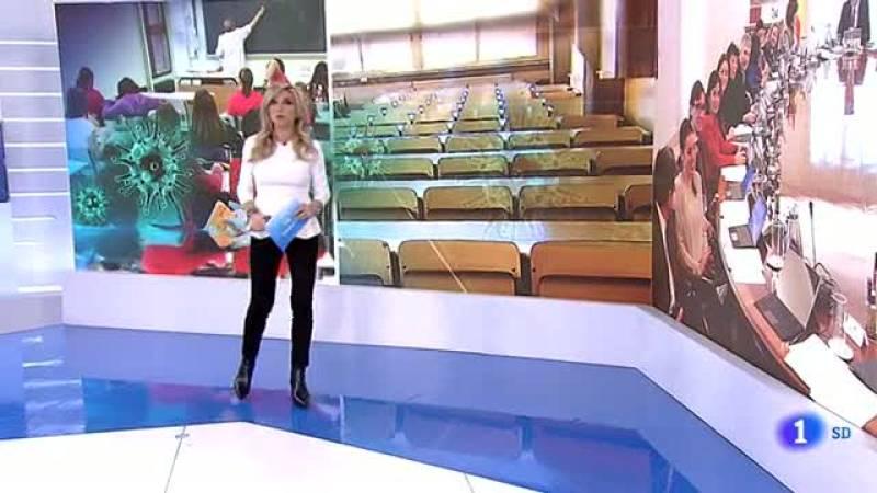 La Comunidad de Madrid en 4' - 10/03/20 - ver ahora