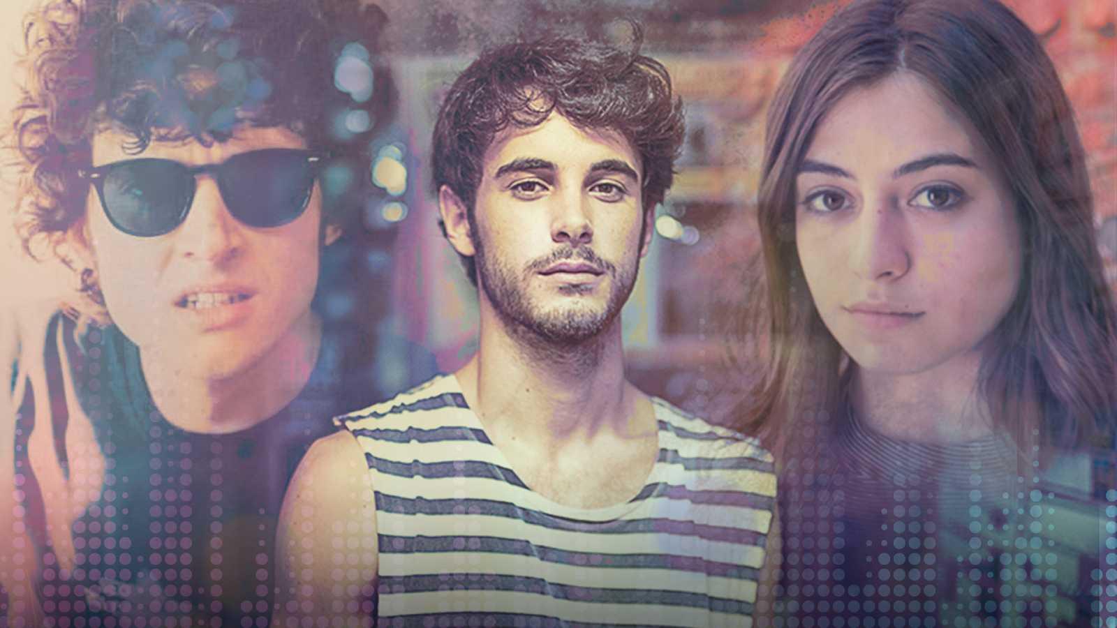 Drama - Conoce a los compositores de la BSO de 'Drama': David Solans, Pau Calero y Paula Jornet