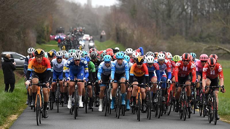 Ciclismo - París-Niza 3ª etapa: Chalette Sur Loing - La Chatre - ver ahora