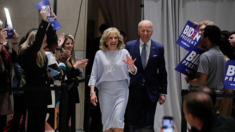 Biden arrasa en Michigan y arrincona a Sanders en las primarias demócratas