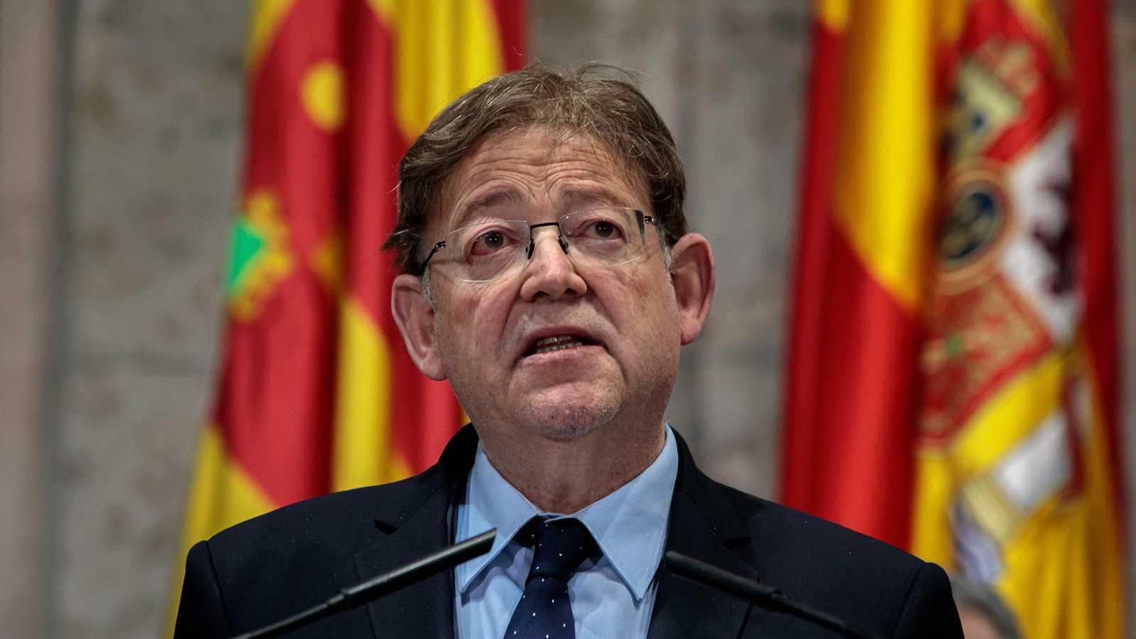 """Ximo Puig: """"La voluntad de la Generalitat es que las Fallas se puedan celebrar a lo largo del año"""""""