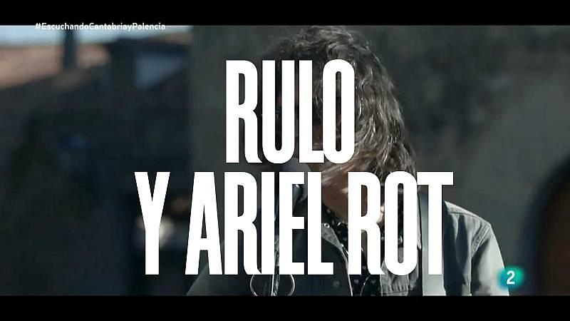 Un país para escucharlo - Rulo y Ariel Rot 'Heridas del Rocll N'Roll'