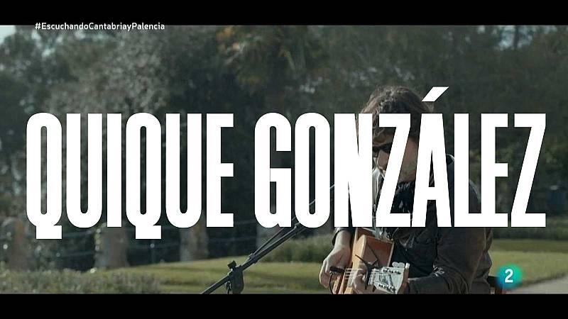 Un país para escucharlo - Quique González 'Bienvenida'