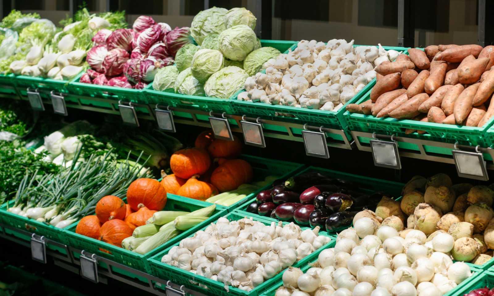 La gente teme al desabastecimiento de los supermercados