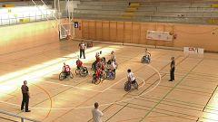 Baloncesto en silla de ruedas - Liga Nacional. Resumen - 11/03/20