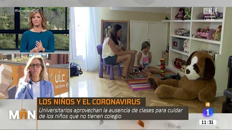 La Mañana - ¿Cómo le explicamos a un niño qué es el coronavirus?