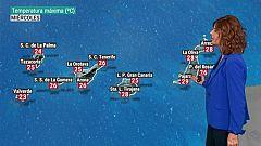 El tiempo en Canarias - 11/03/2020