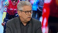 """Rubèn Peris, director de la Volta a Catalunya: """"En este momento la Volta sigue adelante"""""""