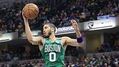 Los Celtics son el cuarto equipo clasificado para los playoffs