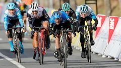 Ciclismo - París-Niza 3ª etapa. Resumen