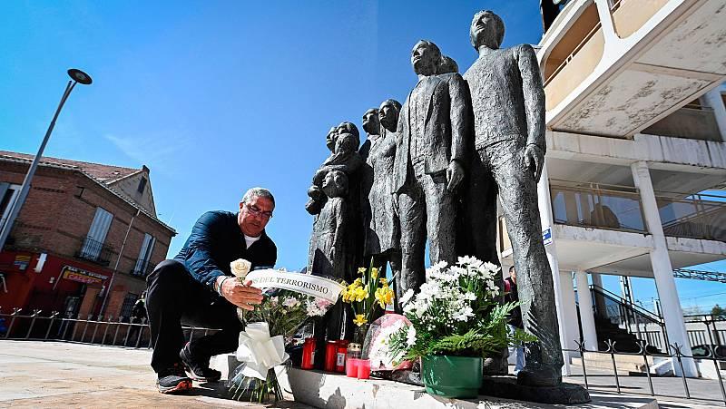 Los actos de conmemoración por el 11M, reducidos y con menos público por el coronavirus
