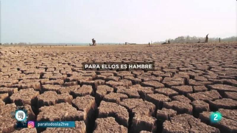 Manos Unidas y su campaña contra el cambio climático