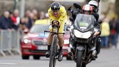 Ciclismo - París-Niza 4ª etapa: Saint Amand Montrond - Saint Amand Montrond