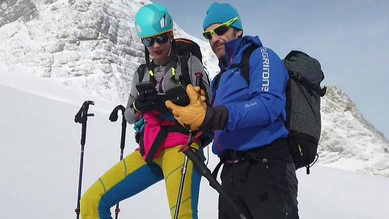"Deporte de montaña - Documental ""Aventura 2 Challenge"" - ver ahora"