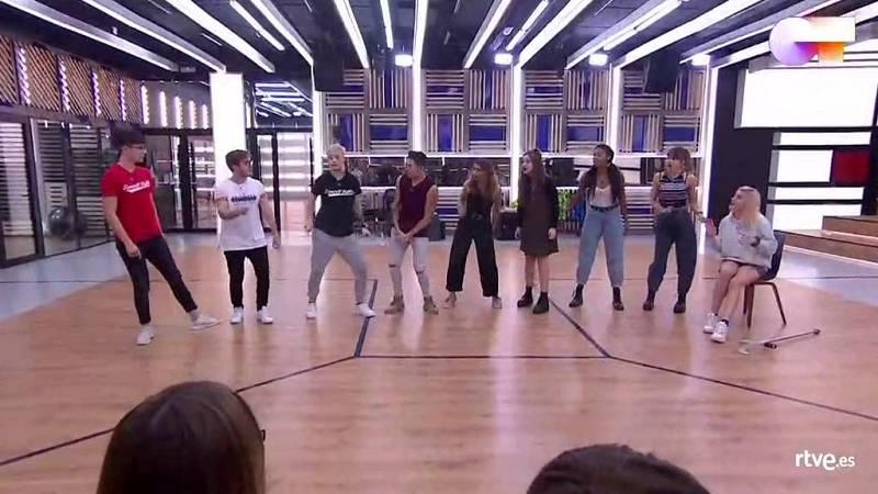 """OT 2020 canta """"Hey ya!"""", de Outkast, en el primer pase de micros de la Gala 9 de Operación Triunfo 2020"""