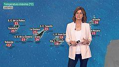 El tiempo en Canarias - 12/03/2020