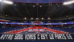 La UEFA decidirá en el martes sobre el futuro de los torneos por el coronavirus