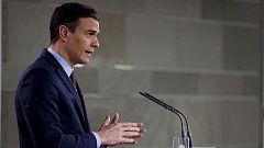 Sánchez anuncia que las pymes afectadas por el coronavirus podrán aplazar y fraccionar sus deudas durante seis meses