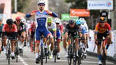 Niccolo Bonifazio vence al sprint en la quinta etapa de la París-Niza