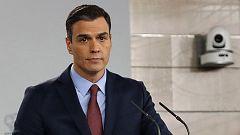 Sánchez anuncia que Renfe permitirá desde el 16 de marzo que los viajeros cambien o anulen sus billetes