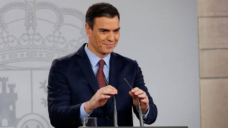 """Pedro Sánchez anuncia medidas contra el coronavirus y pide apoyo para aprobar unos presupuestos """"apremiantes"""""""