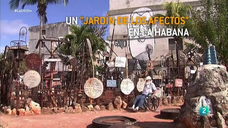 """Un """"jardín de los afectos"""" en La Habana"""