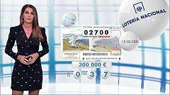 Lotería Nacional + La Primitiva + Bonoloto - 12/03/20