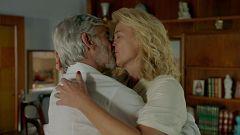 Cuéntame cómo pasó - Merche y Antonio vuelven a besarse