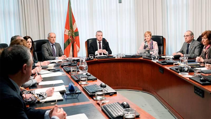 Coronavirus: el Gobierno Vasco declara la situación de alerta sanitaria en Euskadi ante la pandemia