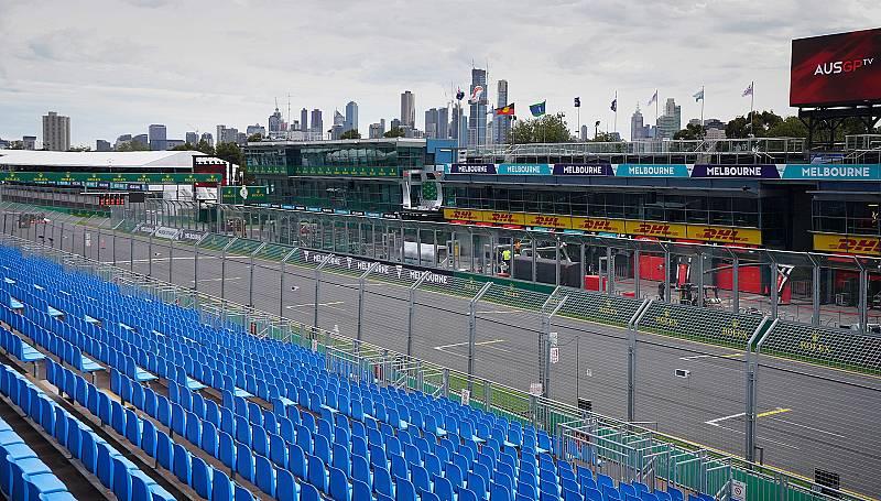 Suspenden el GP de Australia de Fórmula 1 por el coronavirus