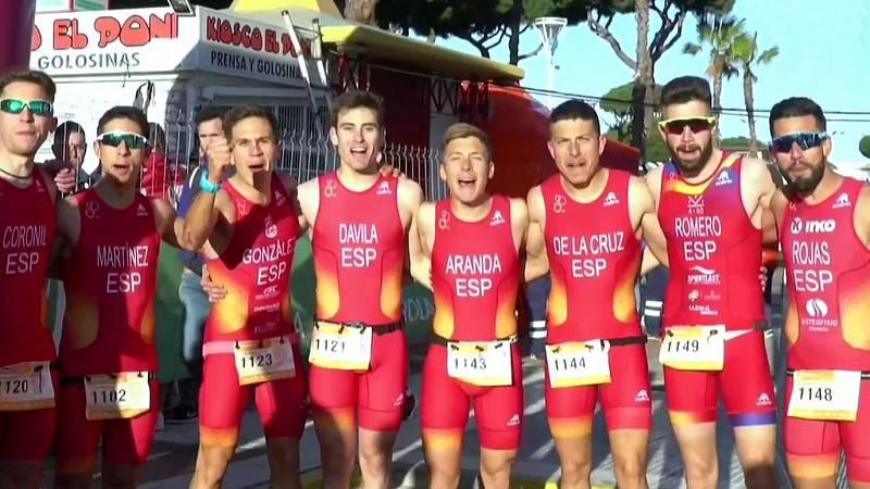 Triatlón - Campeonato de Europa de Duatlón Punta Umbría - ver ahora