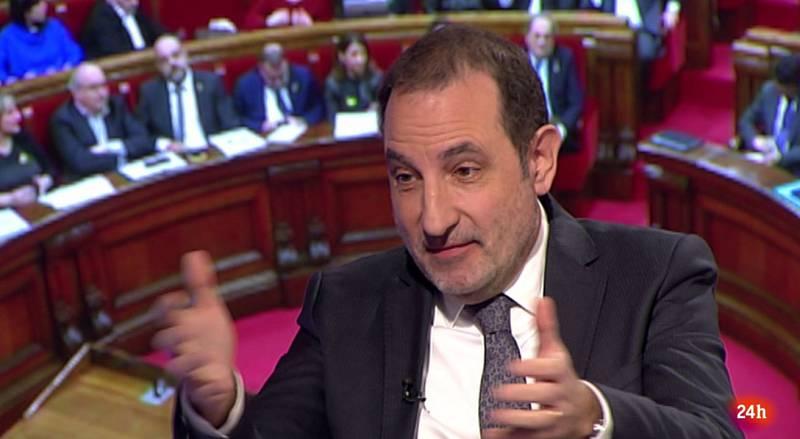 Ramon Espadaler, secretari general d'Units per Avançar