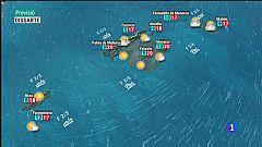 El temps a les Illes Balears - 13/03/20