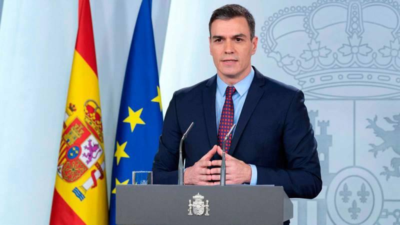 Coronavirus Pedro Sánchez declara el estado de alarma nacional