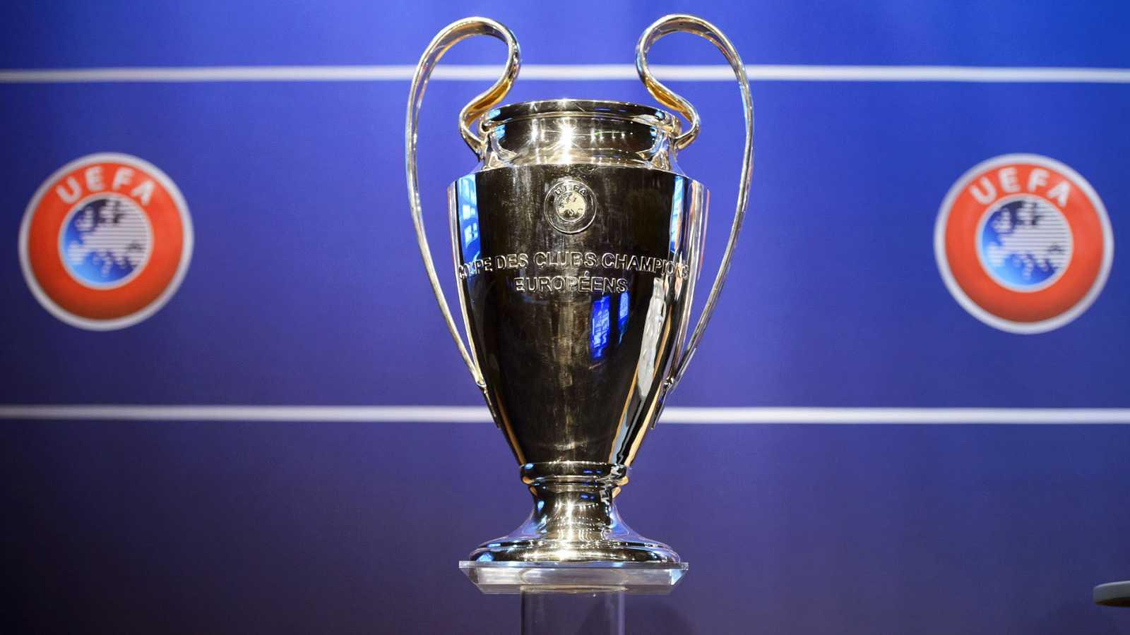 Vídeo: Los partidos de Champions y Europa League, suspendidos - RTVE.es