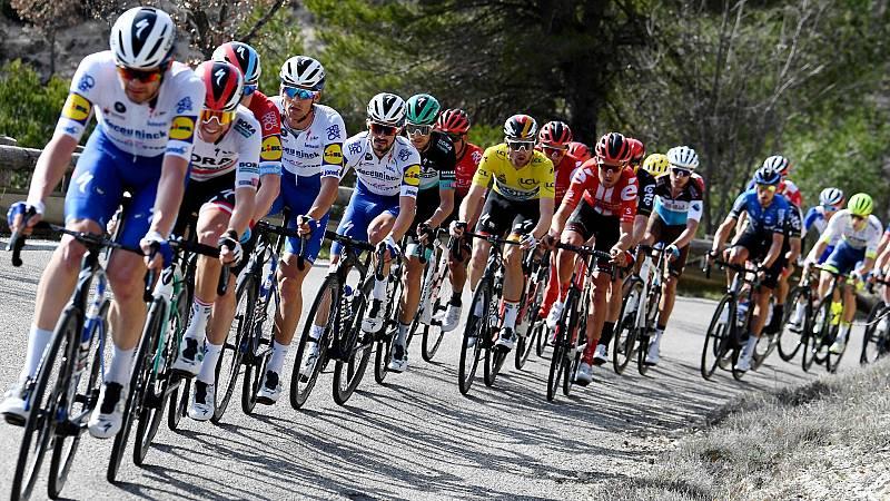 Ciclismo - París-Niza 6ª etapa: Sorgues - Apt - ver ahora